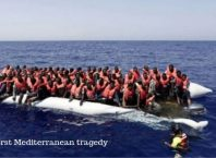 150 migrant died drowned off the coast of Libya