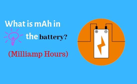 battery mAh rating