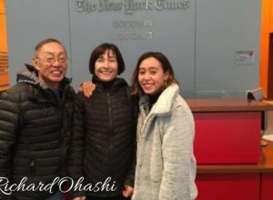 Richard Ohashi (father of Katelyn Ohashi