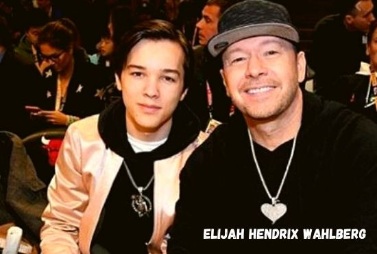 Elijah Hendrix Wahlberg