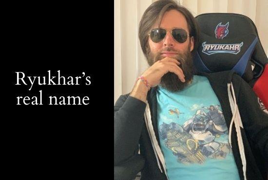 Ryukahr real name