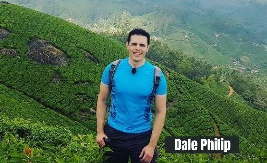 Dale Philip in Munnar, kerala