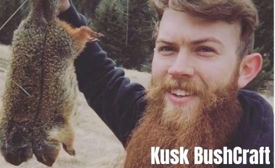 Kusk Bushcraft Ryley found 2 ground squirrels after 30 hours of no food.