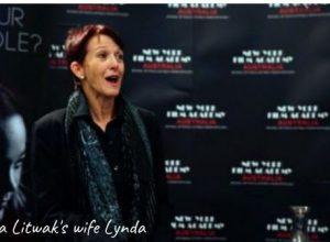 Giora Litwak wife Lynda