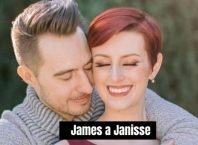 lovely engagement pictures of James a Janisse and his fiancee Chelsea